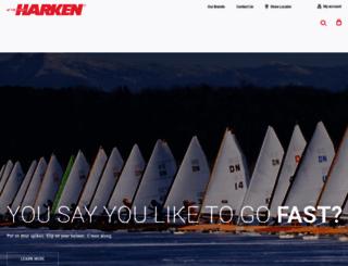 harken.com screenshot