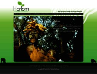 harlemethiopia.com screenshot