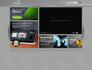 harmaninnovation.com screenshot