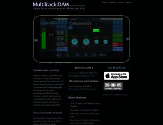 harmonicdog.com screenshot