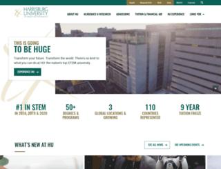 harrisburgu.net screenshot