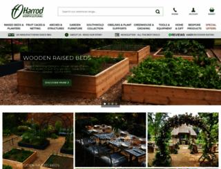 harrodhorticultural.com screenshot
