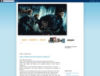 harrypottermoviesreviews.blogspot.com screenshot