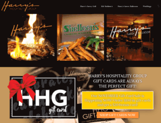 harryshospitalitygroup.com screenshot