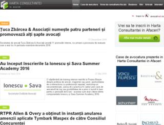 harta.avocatnet.ro screenshot