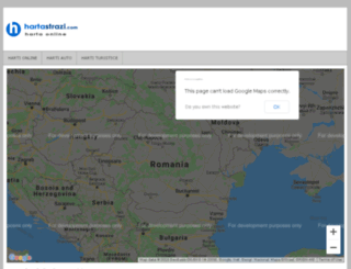 hartastrazi.com screenshot