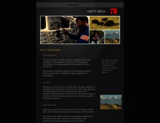hartemedia.com screenshot