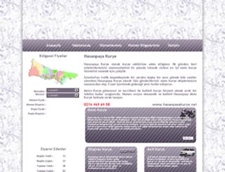 hasanpasakurye.net screenshot