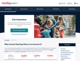 hastingsessential.com screenshot