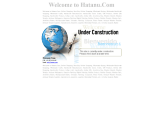 hatanu.com screenshot