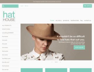 hathouse.com.au screenshot