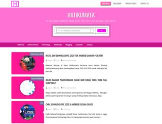 hatikumata.com screenshot