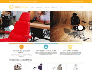 hattenmoveis.com.br screenshot