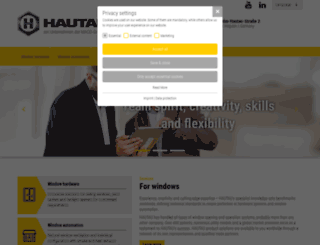 hautau.de screenshot