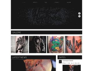 hautdesign-tattoo.de screenshot