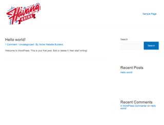 havana-guide.com screenshot