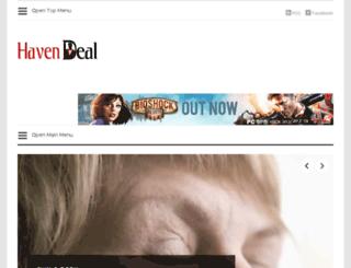 havendeal.com screenshot