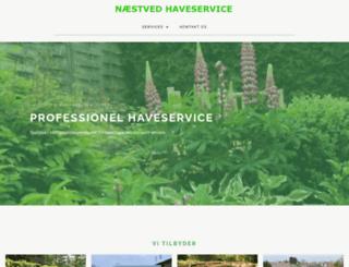 haveservice.dk screenshot