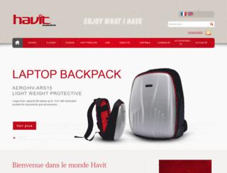 havit-europe.com screenshot