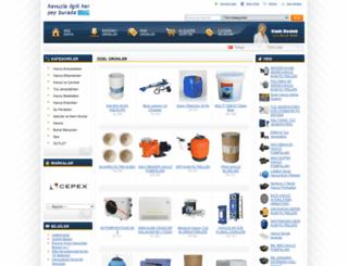 havuzkimyasallar.com screenshot