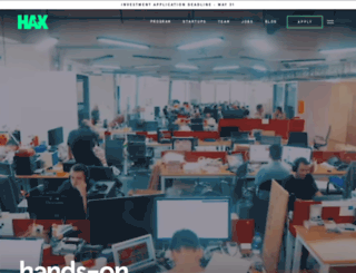 hax.co screenshot