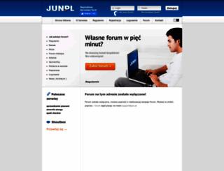haxtv.jun.pl screenshot
