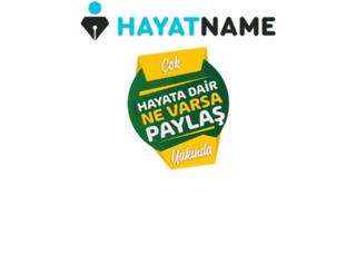 hayatname.com screenshot