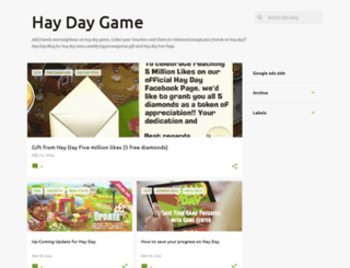 haydaygameplay.com screenshot