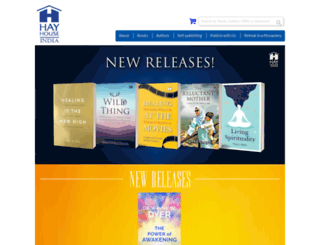 hayhouse.co.in screenshot