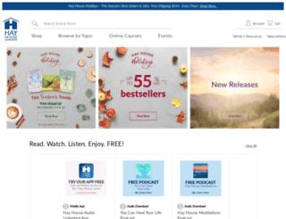 hayhouse.com.au screenshot