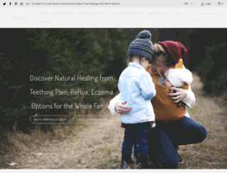 hazelaid.com screenshot