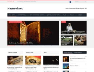 haznevi.net screenshot