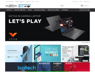 hbc.com.pk screenshot
