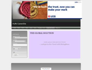 hbcareers.com screenshot