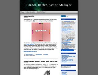 hbfs.wordpress.com screenshot