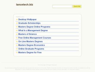 hbkhl.lancetech.biz screenshot