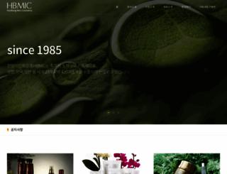 hbmic.com screenshot