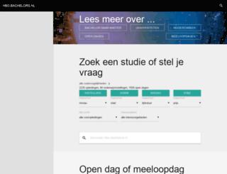 hbobachelors.nl screenshot
