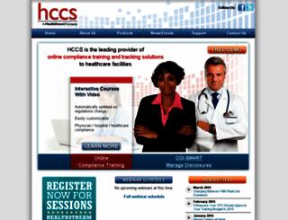 hccssun54.com screenshot