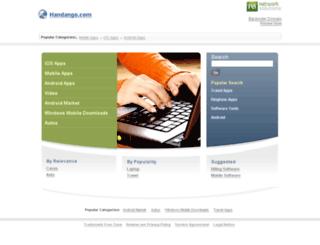 hce.handango.com screenshot