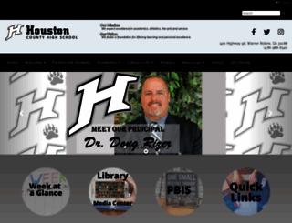 hchs.hcbe.net screenshot