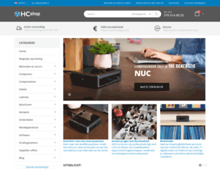 hcomputers.nl screenshot