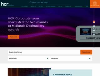 hcrlaw.com screenshot