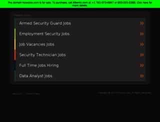 hctactics.com screenshot