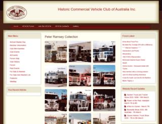 hcvc.com.au screenshot