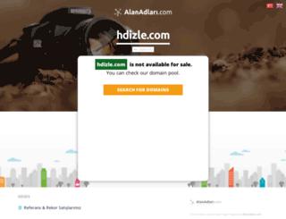 hdizle.com screenshot