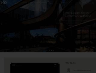 hdrinc.com screenshot