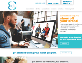 hdsideas.com screenshot
