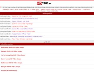 hdvdo.in screenshot