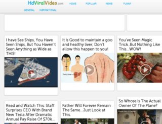 hdviralvideo.com screenshot